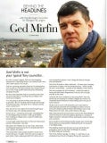 Behind the headlines   ged mirfin