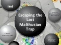 Escaping the Last Malthusian Trap: a presentation to IIED by Eric Beinhocker