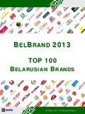 BelBrand 2013 - TOP-100 Belarusian Brands
