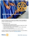 The Cause You Care About - Basic Education and Literacy Handout