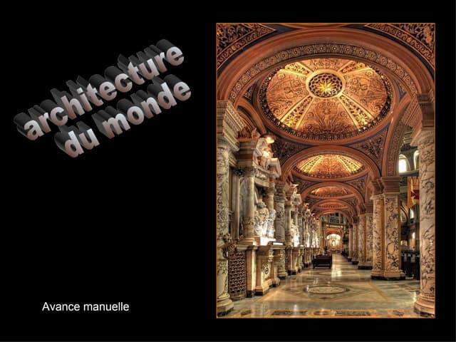 Belle architecture et belle musique ode !!!!!!!!!!!!!!!!!!!!