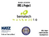 Bematech IFRS