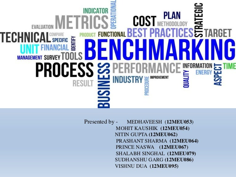 criticism of benchmarking