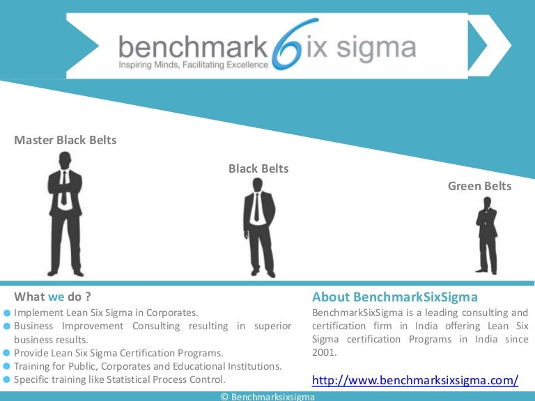 About Benchmark Six Sigma
