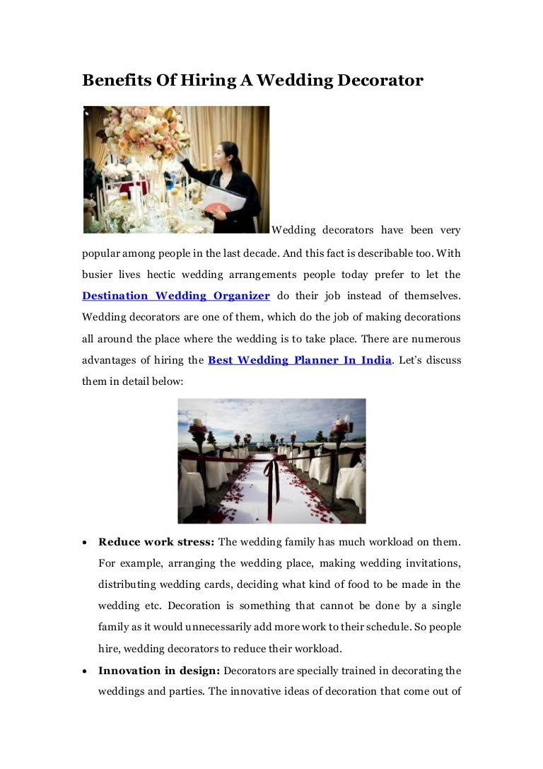 Benefits of hiring a wedding decorator benefitsofhiringaweddingdecorator 150103003210 conversion gate02 thumbnail 4gcb1420266750 junglespirit Images