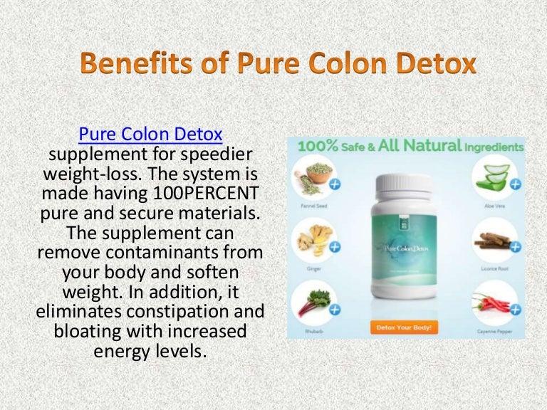 Pure colon detox pagina oficial