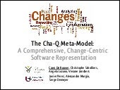 The Cha-Q Meta-Model: A Comprehensive, Change-Centric Software Representation