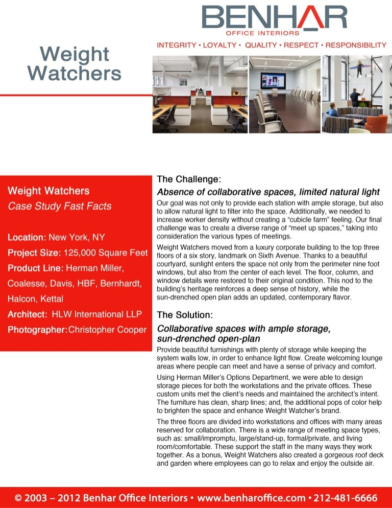 weight watchers nyc office design furniture by benhar office inter