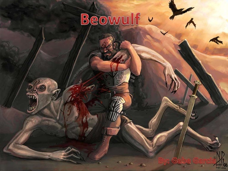 testing mans character in the epic beowulf Start studying beowulf unit test review  protagonist main character in the epic is  higlac follower and protector of men are used instead of beowulf so.