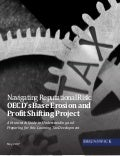 OECD's Base Erosion and Profit Shifting Project