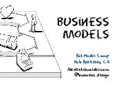Business Model Camp, Hub Berkeley, CA