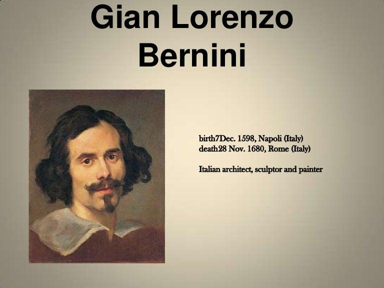 bernini gian lorenzo