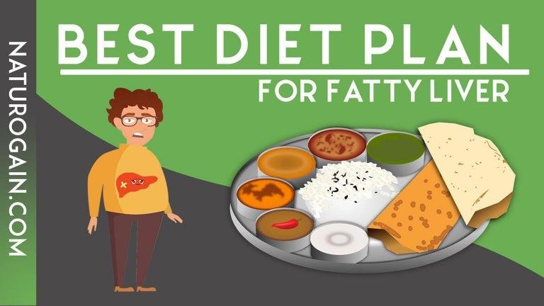 reduce fatty liver diet