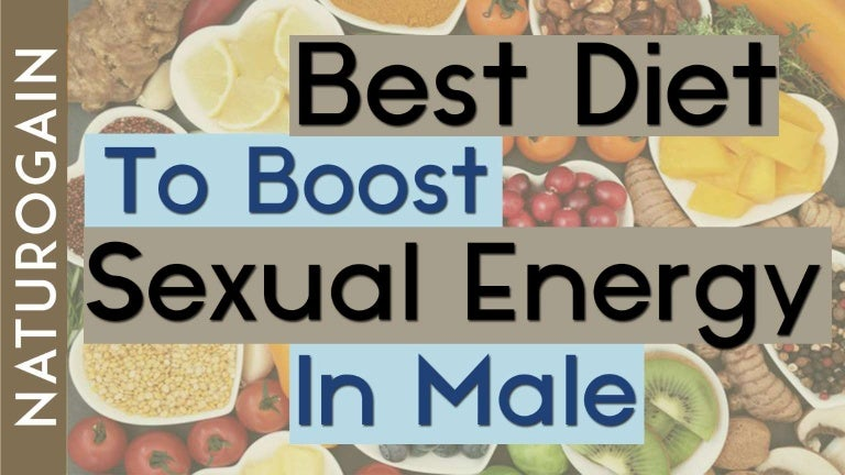 Sexuality the best food for Sex Drive