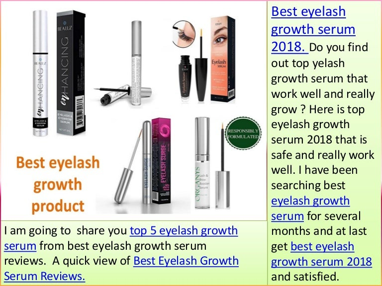Best Eyelash Growth Serum Reviews Eyelash Growth Serum Best Eyela