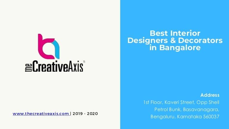 Best Interior Design Firms In Bangalore Top Interior Design In Bang
