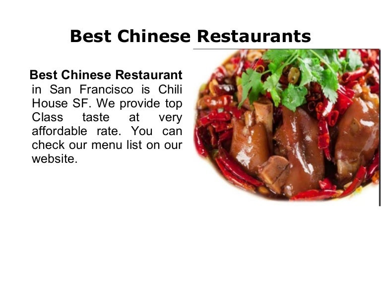 Chinese food restaurants forumfinder Images
