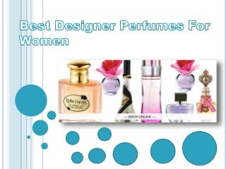 Best Designer Perfumes for Women