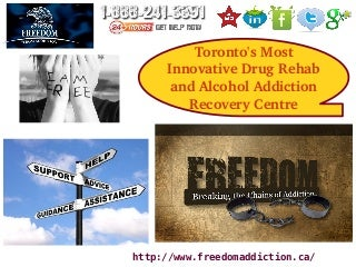 Best Drug and Alcohol Rehab Centres in Ontario