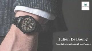 Uhren für Frauen - Julien de Bourg