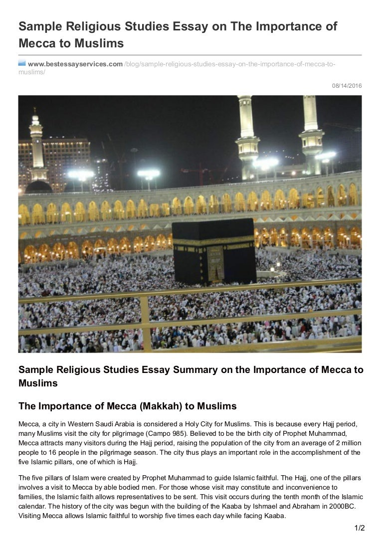 bestessayservices com sample religious studies essay on the importan