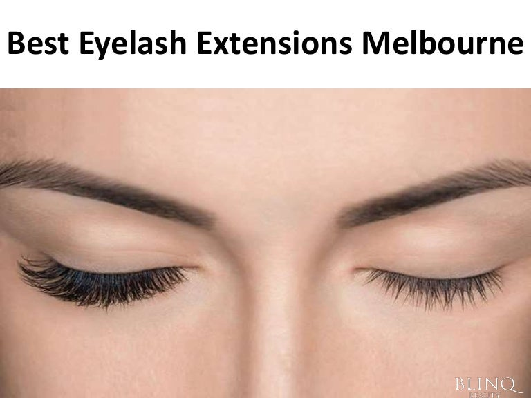 Best Eyelash Extensions Service In Melbourne