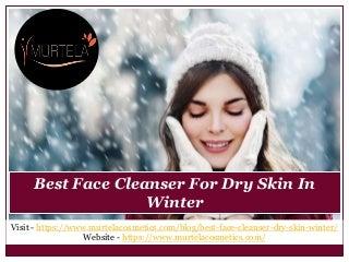 best sunscreen for dry sensitive skin face