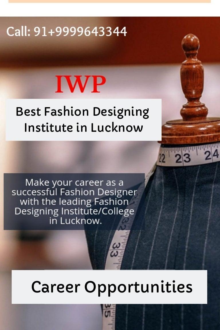 Best Fashion Designing Institute In Lucknow