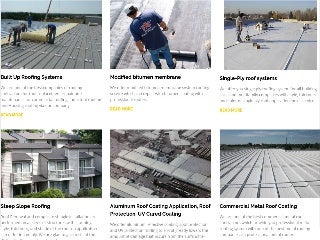 Get Higher Quality Based Roof Repair & Roof Maintenance Services