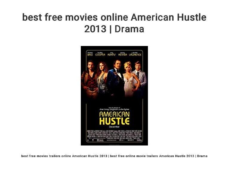 Best Free Movies Online American Hustle 2013 Drama