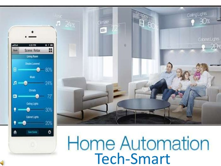 Home Automation | Smart Home System | Tech-Smart