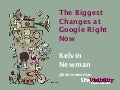 The Biggest Changes at Google Right Now...
