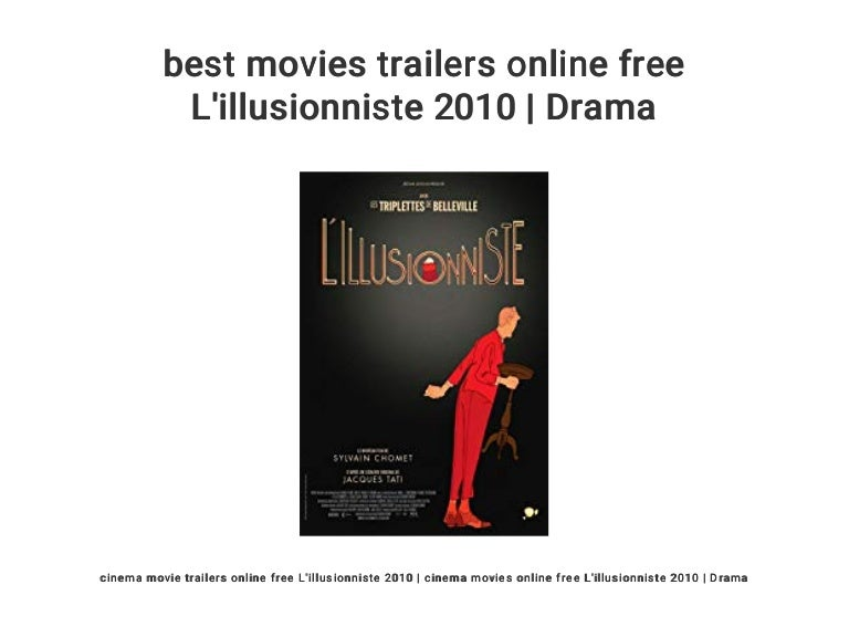 FILM LILLUSIONNISTE LE TÉLÉCHARGER