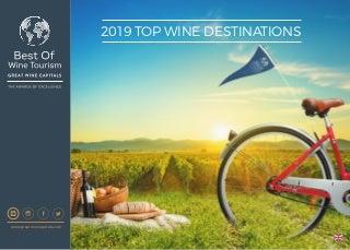 Top Wine Destinations 2019
