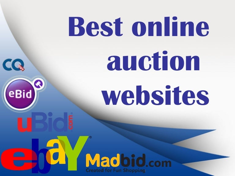 Best Online Auction Website