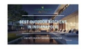 Best Outdoor Kitchens in Indianapolis