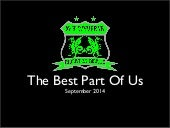 Best Part of Us 2014 by The Wyverns