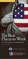 2010 Best Places to Work Study