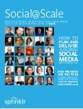 Best Practices for Enterprise Social Media Management by the Social Media Dream Team