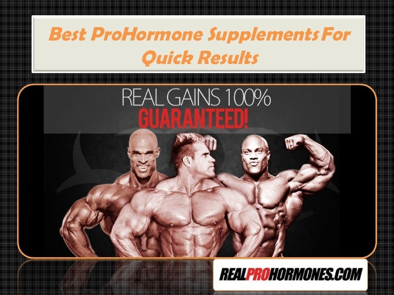 Best pro hormone supplements for quick results