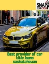 Best provider of car title loans saskatchewan
