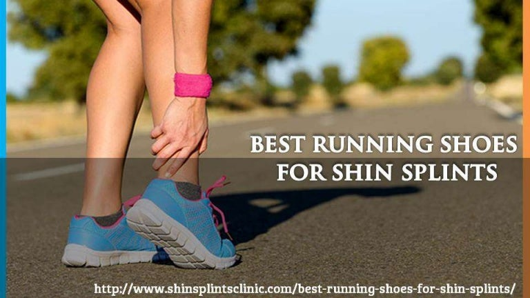 best running shoes for shin splints and bad knees