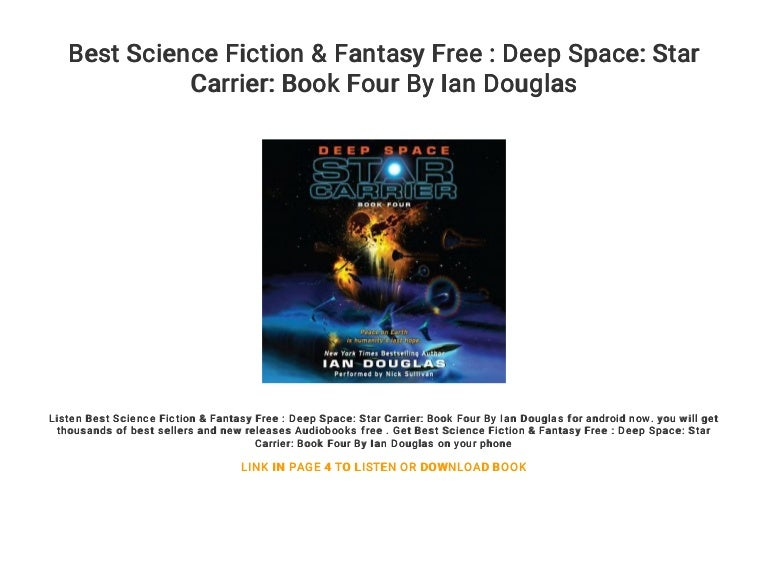 Deep Space (Star Carrier, Book 4)