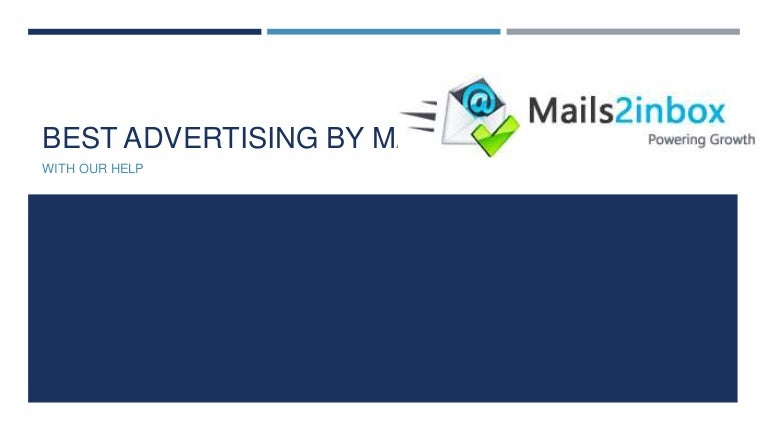 Best smtp server for advertising your business by mail