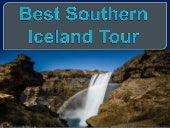 Best southern iceland tour