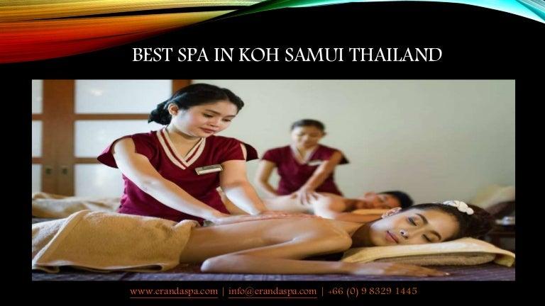 Best Spa In Koh Samui Thailand Eranda Herbal Spa