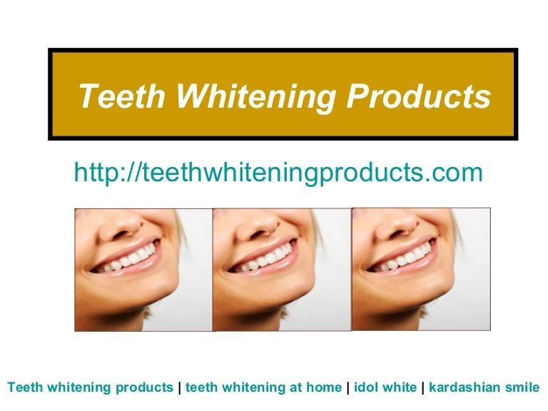 Kardashian Smile Best Teeth Whitening Products Alta White
