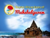 Best Tourist Attractions and Hotels in Mahabalipuram