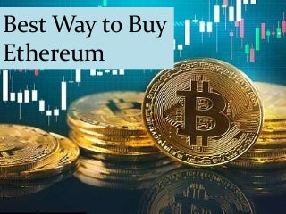 Best Way to Buy Ethereum