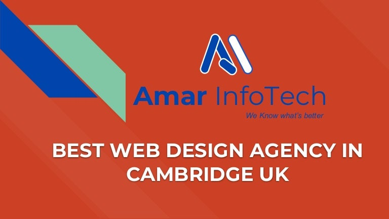Best Web Design Company In Cambridge Web Design Agency Uk Amar In